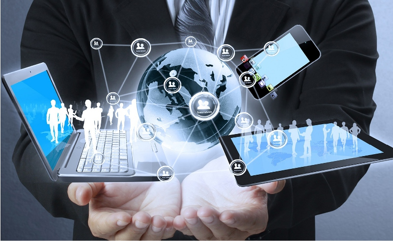 How Technology Helps your Business go Global
